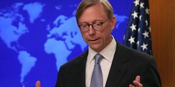 برایان هوک: اولویتمان را تمدید تحریمهای تسلیحاتی سازمان ملل علیه ایران قرار دادهایم