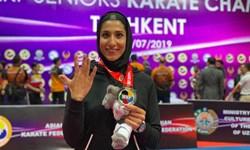 عباسعلی: با تعویق المپیک عجله ای برای شروع تمرینات کاراته نیست