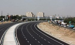 بهرهبرداری از فاز نخست آزادراه خرمآباد-بروجرد-اراک در سال جاری