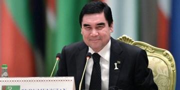 تأکید رئیس جمهور ترکمنستان بر عزم این کشور برای گسترش همکاریها با ایران