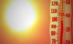 «دهلران» گرمترین شهر کشور شد