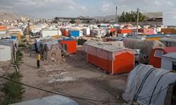 وضعیت زندگی کانکسنشینان سرپلذهاب، سه سال بعد از زلزله/ 140 کانکس باقی مانده است