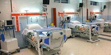 اشغال تختهای بیمارستانی در کردستان در حال افزایش است
