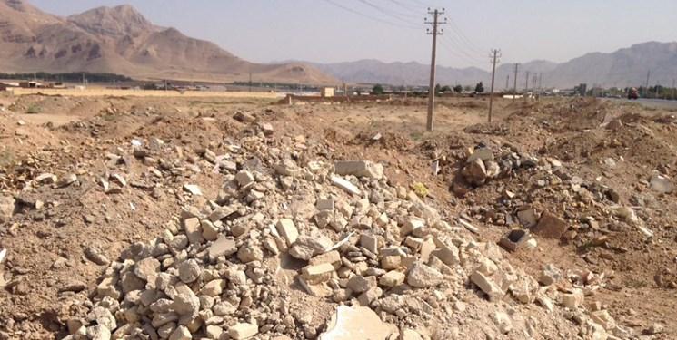 فارس من| سنگبریهای بلوار دکتر حسابی شیراز ساماندهی میشوند