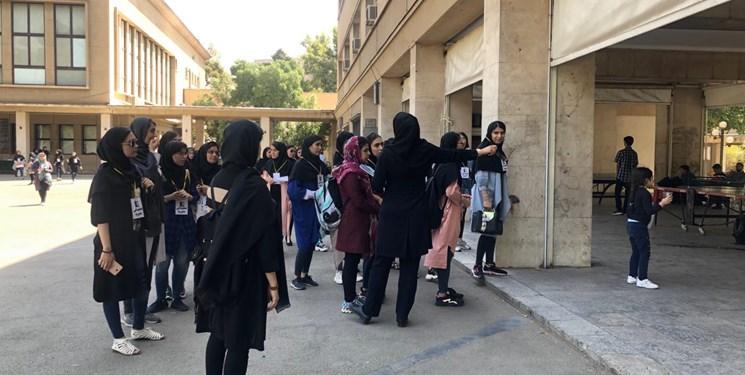 نتایج اولیه پذیرش بدون آزمون استعدادهای درخشان در دانشگاه تهران اعلام شد
