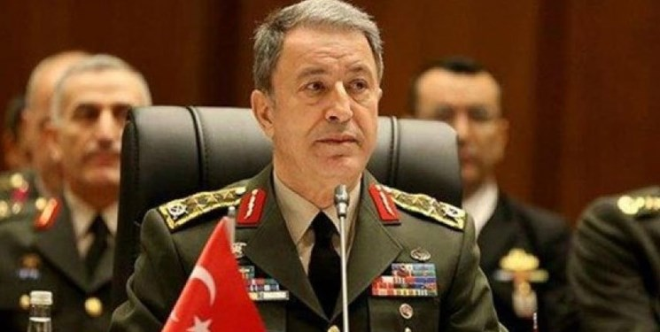 واکنش وزیر دفاع ترکیه به اظهارات اعضای ناتو