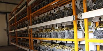 کشف 71 دستگاه استخراج ارز دیجیتال در تفرش