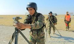 تجهیز توپهای ازبکستان با گلولههای چینی + تصاویر