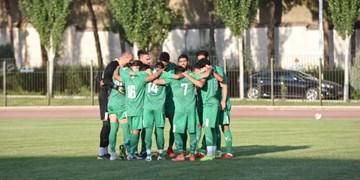 فیلم/ حرکات عجیب بازیکن ماشین سازی در پایان دربی تبریز