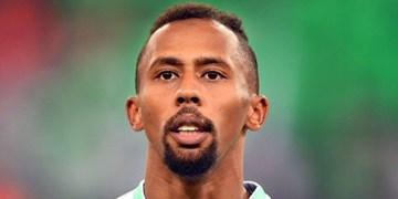 مدافع تیم ملی عربستان و رقیب استقلال به کرونا مبتلا شد