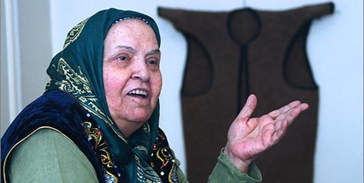 «پروین بهمنی» مادر لالایی ایران در بیمارستان بستری شد