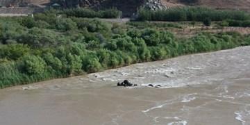 بازگشت 25 هکتار از اراضی زیر آب رفته رودخانه ارس به ایران
