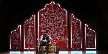 آوازخوانی پدیده موسیقی مازندران در جشنواره ملی جوان