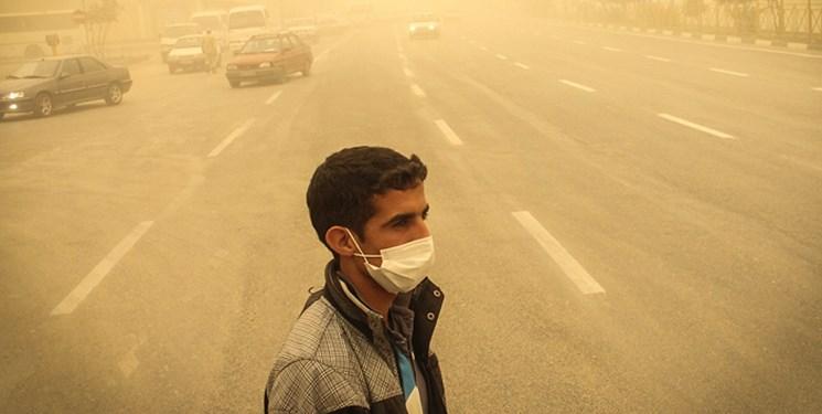 کاهش دما بین ۸ تا ۱۸ درجه در سواحل خزر و اردبیل/تداوم گرد و خاک در کرمان و یزد