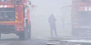 انفجارهای جدید در یک زاغه مهمات روسیه