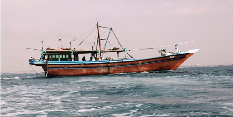 نجات ۶ صیاد بوشهری پس از ۵ روز سرگردانی در خلیجفارس