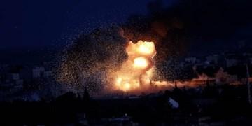 وقوع انفجار در شمال سوریه