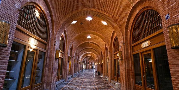 کاروانسراهای اصفهان در راه جهانی شدن
