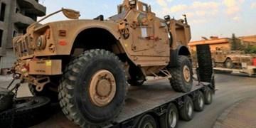 افزایش تحرکات مشکوک نظامی تروریستهای آمریکایی در شرق سوریه