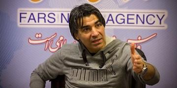 شمسایی با انتقاد شدید از کمیته فوتسال: چرا اسم من را وسط میکشید؟ این بازی ناجوانمردانه را بس کنید