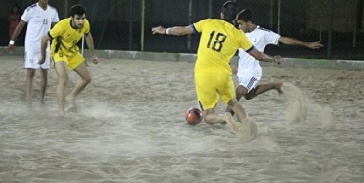 حضور پر رنگ ایرانیها در  مسابقات فوتبال ساحلی جهان