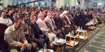 آغاز اجتماع جهادگران بسیج سازندگی در حرم حضرت عبدالعظیم(ع)/ قرائت پیام رهبر انقلاب