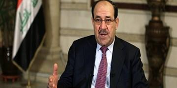 نوری المالکی: الحشد الشعبی، عراق را سرافراز کرد