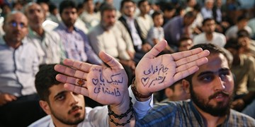 لبیک جهادی به پیام  حضرت آقا؛ از محرومیتزدایی تا اشتغالزایی+فیلم