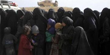 شورش زنان داعشی در «الهول» سوریه