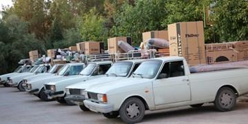 واگذاری 152 سری جهیزیه ایرانی توسط بسیج سازندگی اردکان