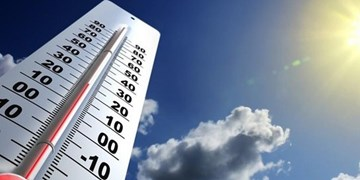 استقرار توده هوای گرم در ایلام