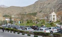 ترافیک سنگین در محور کرج-چالوس/هراز و کندوان ساعت 15 امروز یک طرفه میشود