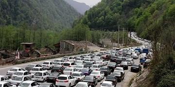 لغو محدودیت تردد در مسیر جنوب به شمال کندوان و آزادراه تهران-شمال/هراز امروز و فردا یک طرفه میشود