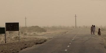 وزش باد شدید در نواحی شمالی سیستان و بلوچستان