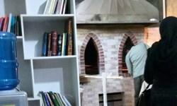 «نان داغ» با طعم «کتاب» در دیار کرمانشاه/ اینجا مغزتان هم تغذیه میشود!