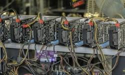 کشف دستگاههای استخراج ارز دیجیتال در بناب