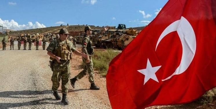 حملات شدید هوایی و زمینی ترکیه به شمال سوریه