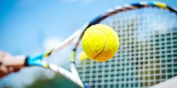 مسابقات تنیس سطح A آسیا در کیش برگزار میشود