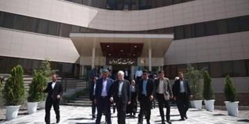 افتتاح ساختمان جدید معاونت غذا و دارو دانشگاه علوم پزشکی تبریز