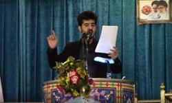 فیلم| سخنان نماینده دانشجویان در نماز جمعه شهرکرد