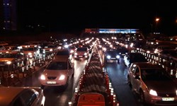 ترافیک نیمه سنگین و پرحجم در محورهای هراز و فیروزکوه / هموطنان سفر خود را مدیریت کنند