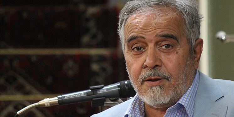 علی انسانی دعاخوان شب مباهله مسجد جمکران شد