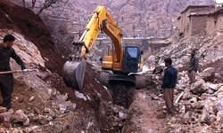 برخورداری ۱۲۴ روستای دیواندره از نعمت گاز طبیعی