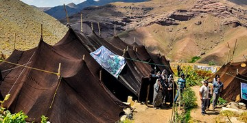 اهدای ۱۷۰ رأس دام به نیازمندان توسط عشایر استان اردبیل