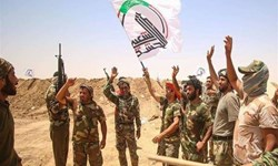 پایان عملیات الحشد الشعبی در غرب عراق: 34 هزار کیلومتر پاکسازی شد