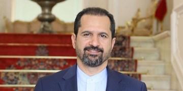 تسلیم رونوشت استوارنامه سفیر جدید ایران در برازیلیا/تأکید بر گسترش روابط ایران و برزیل