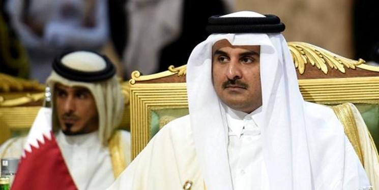 انتقاد امیر قطر از معیارهای دوگانه سازمان ملل درقبال تحولات منطقه و جهان