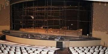 اتمام تعمیرات تئاتر شهر به تأخیر افتاد/ ابهام در تحویل به موقع
