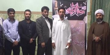 80 پیرغلام حسینی در بشاگرد تجلیل شدند