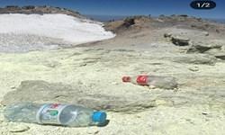 حال ناخوش دماوند از درآمدهای هنگفت پنهانی/ تخریب زیباییهای بلندترین قله ایران